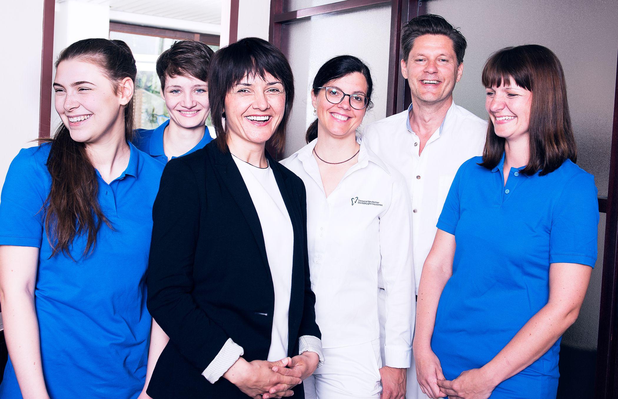 Team Zahnarztpraxis Uwe Brongkoll