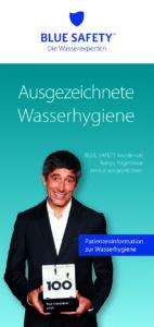 Ausgezeichnete Wasserhygiene, Zahnarztpraxis Uwe Brongkoll in München/ Haidhausen