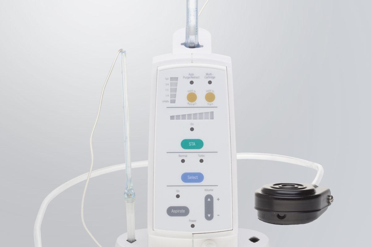 Schmerzfreie Behandlung durch digitale Anästhesie